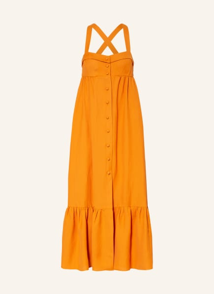 SANDRO Kleid, Farbe: ORANGE (Bild 1)