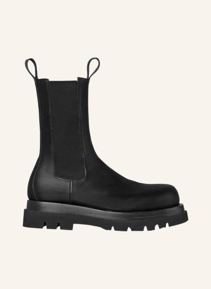 BOTTEGA VENETA Plateau-Boots THE LUG, Farbe: 1000 BLACK -BLACK (Bild 1)