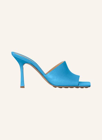 BOTTEGA VENETA Mules STRETCH, Farbe: 4804 BLUE  -BLUETTE (Bild 1)
