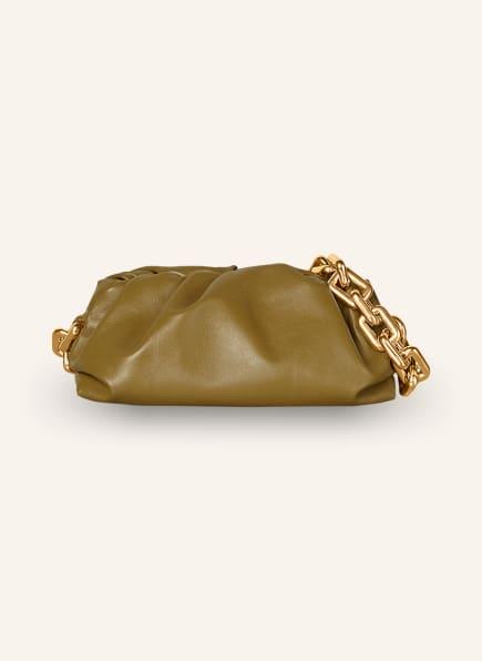 BOTTEGA VENETA Handtasche THE CHAIN POUCH, Farbe: MOUTARDE-GOLD (Bild 1)