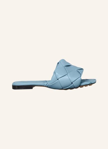BOTTEGA VENETA Sandalen THE LIDO, Farbe: 4759 BLUE  -NILE (Bild 1)