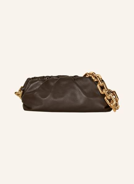 BOTTEGA VENETA Handtasche THE CHAIN POUCH, Farbe: FONDANT-GOLD (Bild 1)