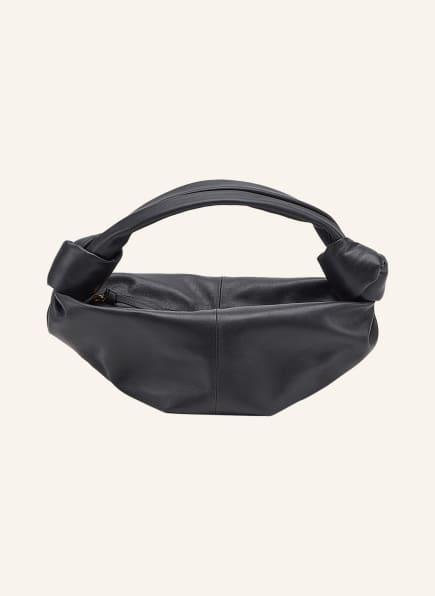 BOTTEGA VENETA Handtasche DOUBLE KNOT MINI, Farbe: BLACK (Bild 1)