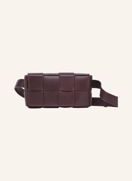 BOTTEGA VENETA Handtasche THE BELT CASSETTE, Farbe: GRAPE (Bild 1)