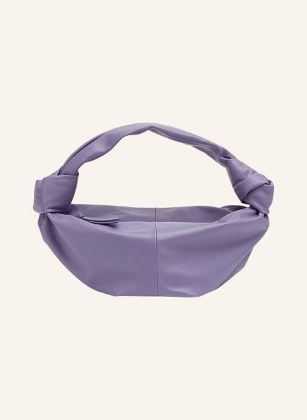 BOTTEGA VENETA Handtasche DOUBLE KNOT MINI, Farbe: LAVENDER (Bild 1)