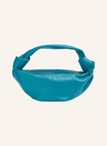 BOTTEGA VENETA Handtasche DOUBLE KNOT MINI, Farbe: MALLARD (Bild 1)