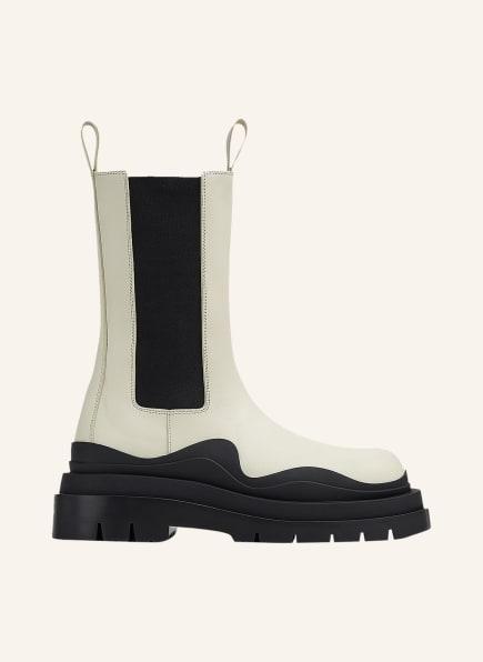 BOTTEGA VENETA Chelsea-Boots, Farbe: SEA SALT (Bild 1)