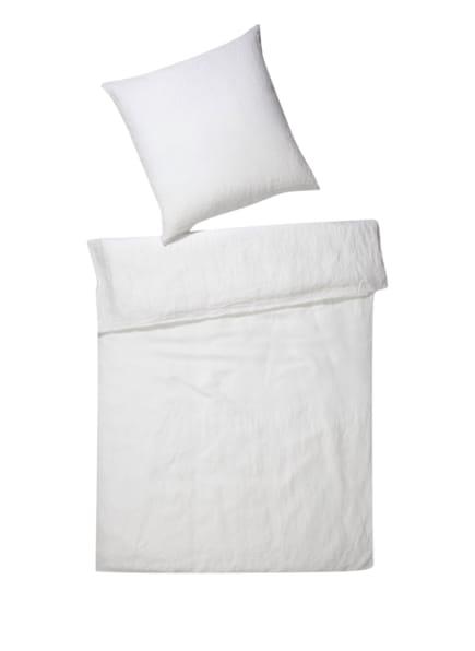 elegante Bettwäsche BREEZE , Farbe: WEISS (Bild 1)