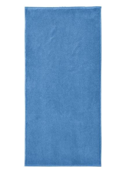 Christian Fischbacher Handtuch PRESTIGE, Farbe: BLAU (Bild 1)