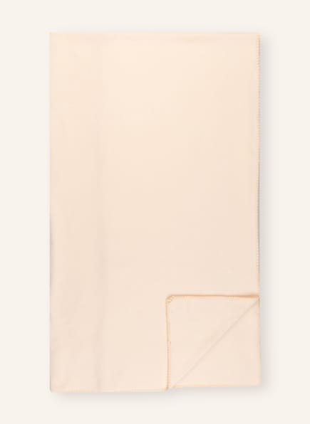 zoeppritz Plaid, Farbe: CREME (Bild 1)