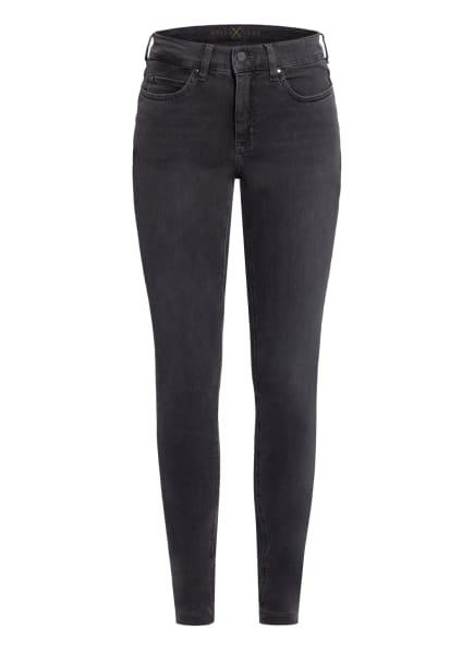 MAC Skinny Jeans DREAM, Farbe: D975 dark grey used wash (Bild 1)