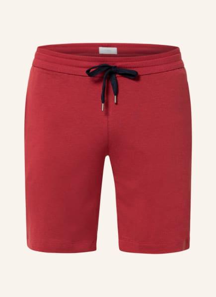mey Lounge-Shorts Serie CLUB COLL., Farbe: DUNKELROT (Bild 1)