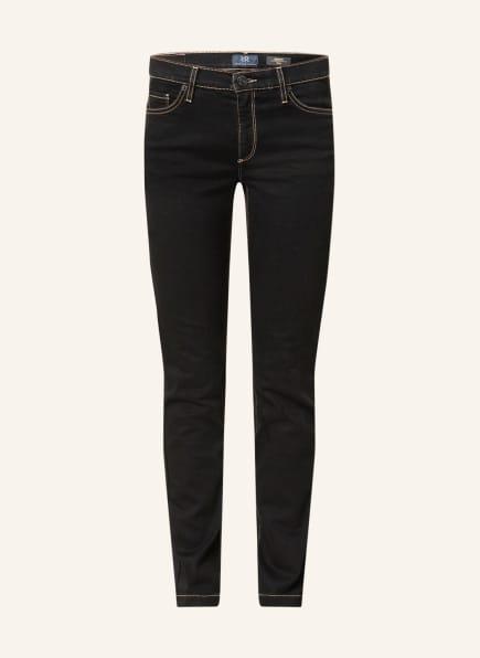 RAFFAELLO ROSSI Skinny Jeans, Farbe: 999 SCHWARZ (Bild 1)