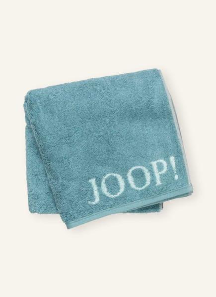 JOOP! Handtuch CLASSIC DOUBLEFACE, Farbe: TÜRKIS/ PETROL (Bild 1)
