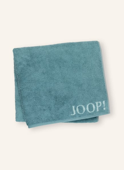 JOOP! Duschtuch CLASSIC DOUBLEFACE , Farbe: PETROL/ MINT (Bild 1)