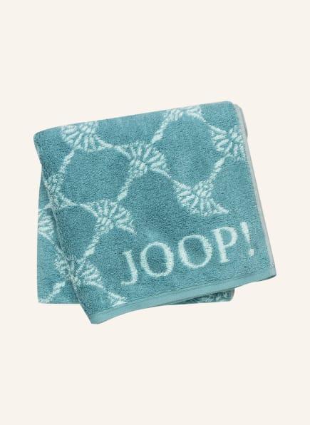 JOOP! Handtuch CORNFLOWER, Farbe: PETROL/ TÜRKIS (Bild 1)