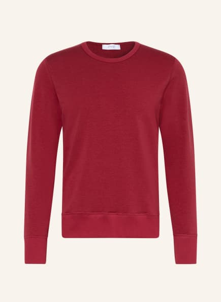 mey Lounge-Sweatshirt Serie ENJOY, Farbe: DUNKELROT (Bild 1)