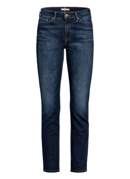 TOMMY HILFIGER Straight Jeans ROME , Farbe: 420 ABSOLUTE BLUE (Bild 1)