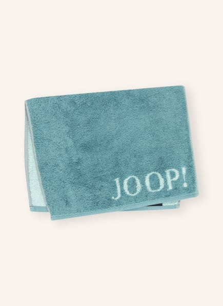 JOOP! Gästehandtuch CLASSIC DOUBLEFACE , Farbe: GRÜN (Bild 1)