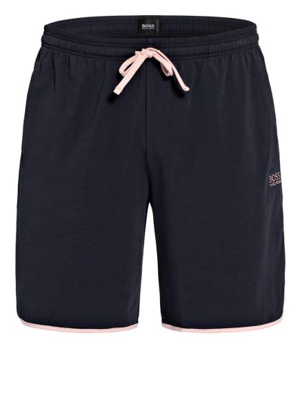 BOSS Lounge-Shorts, Farbe: DUNKELBLAU (Bild 1)