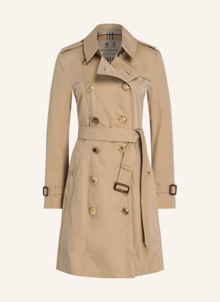 BURBERRY Trenchcoat , Farbe: BEIGE (Bild 1)