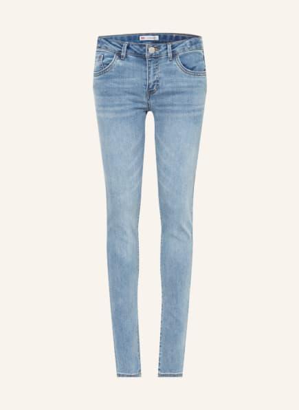 Levi's® Skinny-Jeans 710 , Farbe: HELLBLAU (Bild 1)