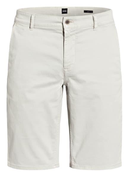 BOSS Chino-Shorts SCHINO Slim Fit, Farbe: HELLGRAU (Bild 1)