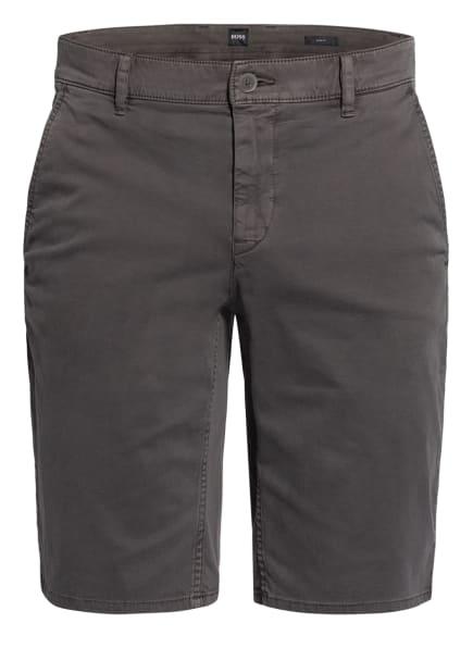 BOSS Chino-Shorts SCHINO Slim Fit, Farbe: DUNKELGRAU (Bild 1)