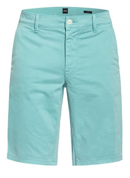BOSS Chino-Shorts SCHINO Slim Fit, Farbe: MINT (Bild 1)