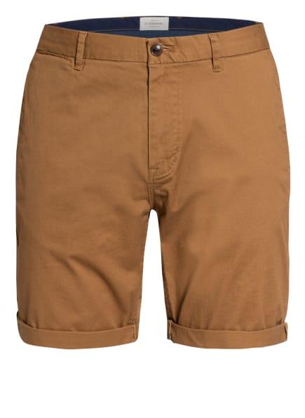SCOTCH & SODA Chino-Shorts , Farbe: BRAUN (Bild 1)
