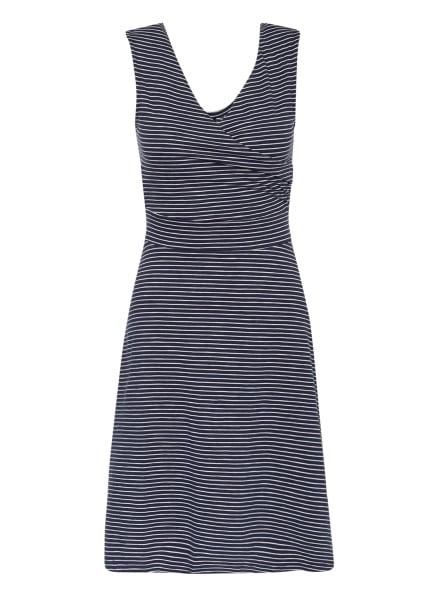 patagonia Kleid PORCH SONG, Farbe: DUNKELBLAU/ WEISS (Bild 1)