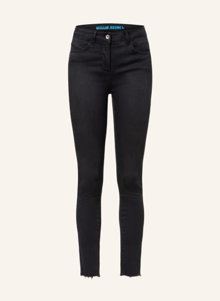 PATRIZIA PEPE Skinny Jeans, Farbe: K112 Black wash (Bild 1)