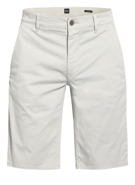 BOSS Chino-Shorts SCHINO Regular Fit, Farbe: GRAU (Bild 1)
