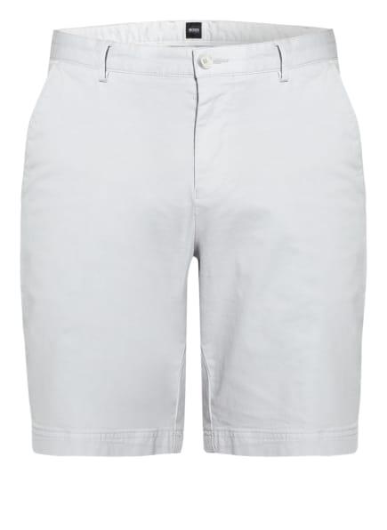 BOSS Chino-Shorts SLICE Slim Fit, Farbe: HELLGRAU (Bild 1)