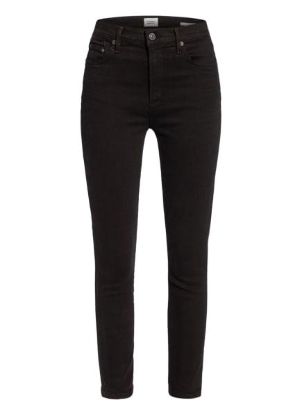 CITIZENS of HUMANITY Skinny Jeans ROCKET CROP , Farbe: PLUSH BLACK PLUSH BLACK (Bild 1)