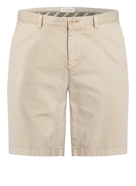 Marc O'Polo Chino-Shorts Slim Fit, Farbe: BEIGE (Bild 1)