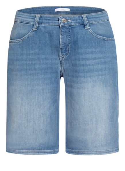 MAC Jeans-Shorts SHORTY, Farbe: D464 light blue authentic wash (Bild 1)