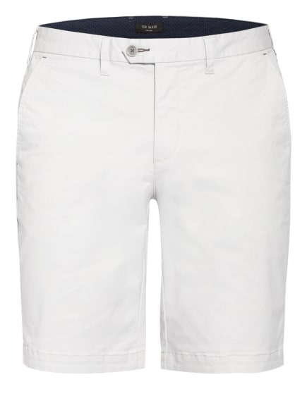 TED BAKER Chino-Shorts BUENOSE , Farbe: HELLGRAU (Bild 1)