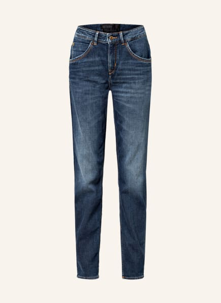 DRYKORN 7/8-Jeans LIKE, Farbe: 3210 blau (Bild 1)