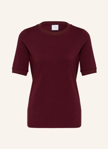 BOGNER T-Shirt ALEXI, Farbe: DUNKELROT (Bild 1)