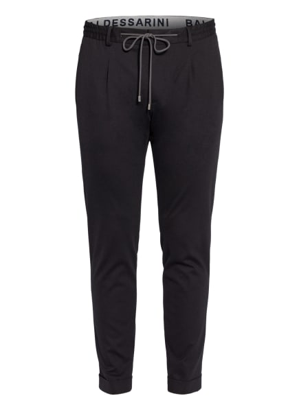 BALDESSARINI Anzughose CROSS Slim Fit, Farbe: 9000 SCHWARZ (Bild 1)