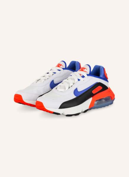 Nike Sneaker AIR MAX 2090 EOI, Farbe: WEISS/ BLAU/ SCHWARZ (Bild 1)