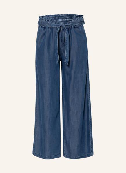 name it Culotte in Jeans-Optik, Farbe: HELLBLAU (Bild 1)