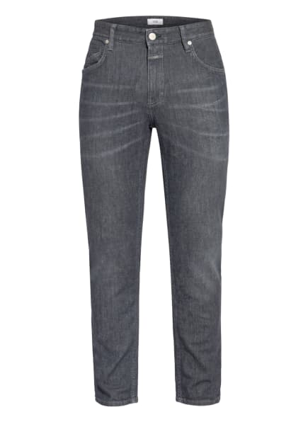 CLOSED Jeans Slim Cropped Fit, Farbe: DGY DARK GREY (Bild 1)