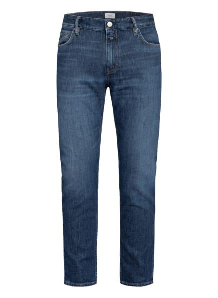 CLOSED Jeans Slim Cropped Fit, Farbe: DBL DARK BLUE (Bild 1)