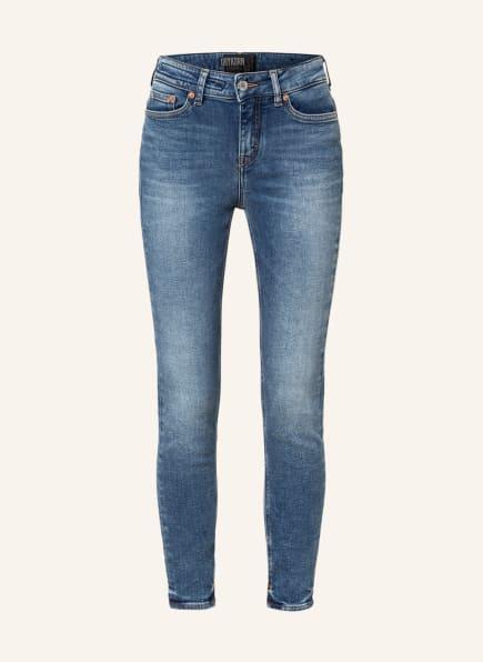 DRYKORN Skinny Jeans NEED , Farbe: 3510 BLAU (Bild 1)