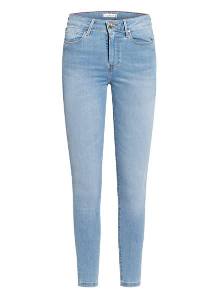 TOMMY HILFIGER Skinny Jeans ULTRA SKINNY HARLEM , Farbe: 1AA Dar (Bild 1)