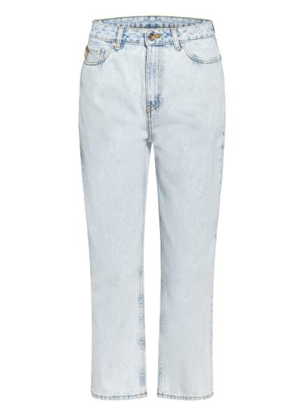 GANNI Straight Jeans , Farbe: 005 BLEACH (Bild 1)