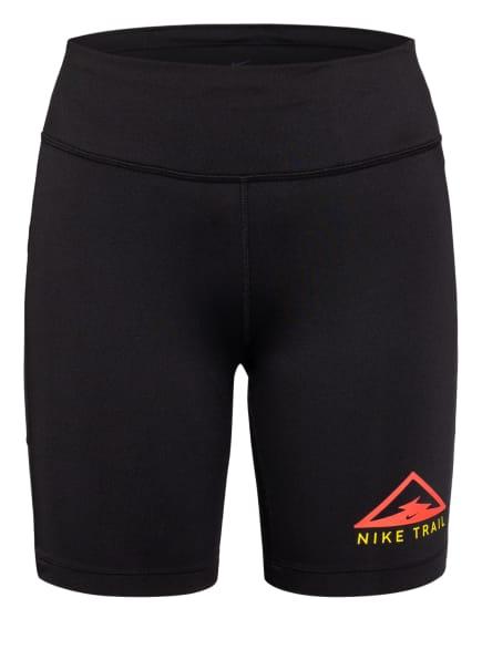 Nike Fitnessshorts FAST, Farbe: SCHWARZ (Bild 1)