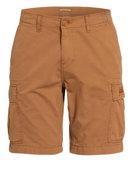 NAPAPIJRI Cargo-Shorts NOSTRAN, Farbe: BRAUN (Bild 1)